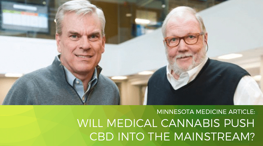Will Medical Cannabis Push CBD into the Mainstream?