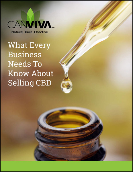 CANVIVA EBook: What Every Business Needs To Know About Selling CBD