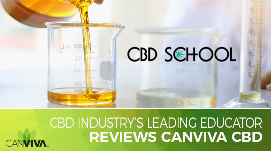 CBD School Reviews CANVIVA CBD