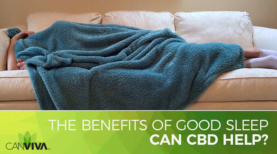 Can CBD Help With Sleep?