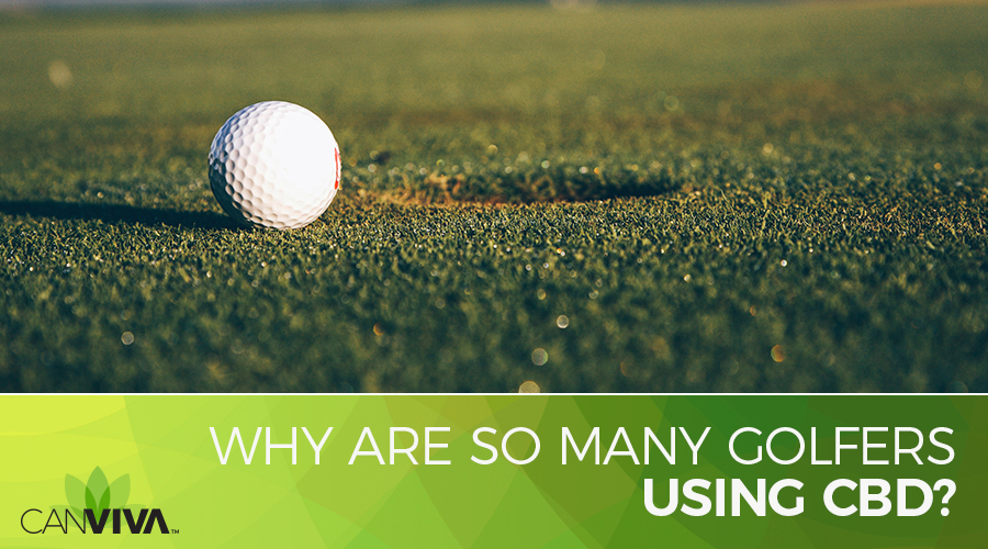 Golf and CBD